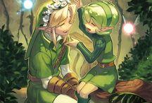 The légende of Zelda