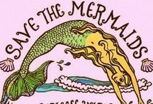Mermaids. / by Rita Carneiro