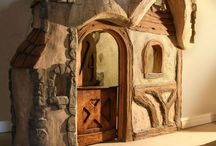 Storybook Bedrooms / by Alice Ratterree