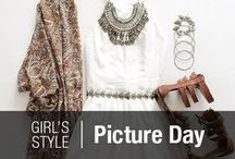 Picture Day Style | Girls