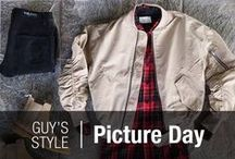 Picture Day Style | Guys