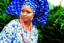 Gorgeous Gele Headwraps from Nigeria / No Nigerian wedding bride or guest attire (Aso-ebi) is complete without a Gele head-tie/ wrap. Browse this board for inspiration and ideas for your next event and/ or Nigerian 'Gele' headwrap - either for your wedding or to complete your Aso-ebi as a wedding guest. / by Naija Glam Weddings