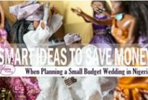 Wedding Planning Tips & Articles / Wedding planning tips from the editors of NaijaGlamWedding.com; and also from other experts. Great resource for brides-to-be, and grooms too!
