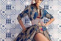 Afro Nigerian Print    Ankara Fashion