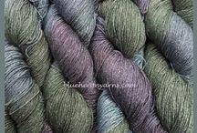 Yarn-Hand-Dyed Rayon Metallic