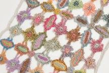 Sophie Digard / She creates the most amazing crochet and such a huge body of work. She must never sleep.