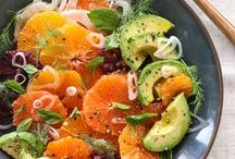 Food-Salad / All about salads