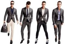 Men's Casual Wear    The Dapperest / Men's Casual Wear  styles - style ideas for the dapperest of men out there!