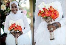 Hijab Brides n Bridesmaids    Pretty in Covers