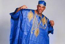 Men's Wedding Guest Attire    Traditional Nigerian Styles / Nigerian Men's Aso-ebi   Traditional Wedding Guest Attire for Nigerian men