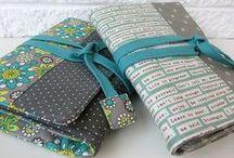 Nähen & Sticken - Sewing ideas / Ideen mit Textilien, genäht, gestickt, ...