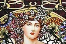 Art Nouveau /Art Deco /Jugendstil
