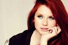 Gorgeous redheads ❤️