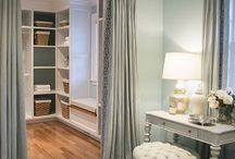 HOUSE - WALK-IN CLOSET / Some of the most beautiful walk-in closets
