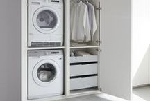 HOUSE - LAUNDRY ROOM / Tips on how to create a organized and functional laundry room