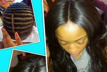 Hair EXTENSIONS & Gorgeous Installs
