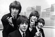 THE FAB FOUR. / All you need is love.