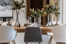 DINING ROOM | CONTEMPORARY