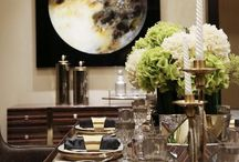 DINING TABLE | STYLING