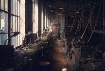 I dream of a proper studio...