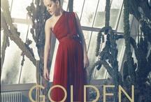 Editorial Golden Armour Miss SS13