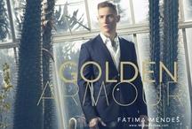 Editorial Golden Armour Mister SS13