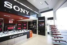 SONY Showroom - Damasquino Mall / SONY Showroom - Damasquino Mall