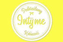 Żółte inspiracje Intyme / Yellow / słonecznie inspiracje