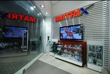 Matrix Showroom - PA Road / Matrix Showroom - PA Road