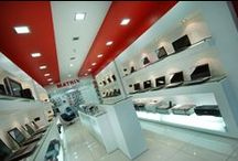Matrix Showroom - Baramkeh / Matrix Showroom - Baramkeh