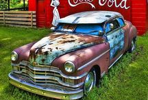 Old & rusty / by Suzanne Timaloa