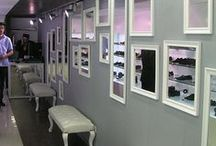 Mario Bruni Shoe Shop / Category: Retail Client: Mario Bruni Shoe Shop		 Area Space: 30 sq. meter Year of completion: 2004