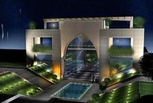 Private Villa 1 / Category: Architecture Client: Private	 Area Space: 1200 sq. meter Year of completion: 2005
