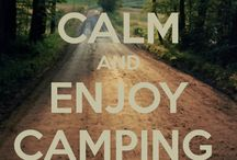 Camping .... Raus, raus, raus ... Für alle Draußenkinder
