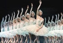Ballet: Swan Lake / aka Lac des Cygnes / by OakmossLover