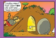 Christian Humour