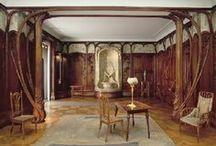 Art Nouveau (interior)
