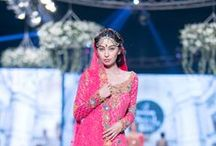 Tena Durrani Bridal Couture Week / Tena Durrani receives raving reviews at Pakistan Bridal Couture Week 2014