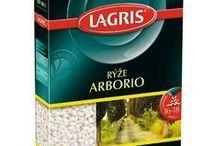 """Lagris rýže / Rýže patří mezi nejstarší kulturní rostliny světa a z hlediska výživy člověka k nejdůležitějším obilninám. Na světě se pěstuje kolem 1200 druhů rýže. Rýže je základní potravinou téměř poloviny lidstva a už 4000 let před naším letopočtem ji pěstovali na území dnešního Thajska. Odtud se rozšířila do Číny a dál po celé Asii. Široká nabídka rýží Lagris představuje produkty k širokému použití. Řadu prémiových rýží Lagris vybrali spotřebitelé v roce 2010 jako """"Novinku roku"""" v kategorii Přílohy. #rýže"""