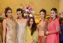 Tena Durrani @ Ensemble Lahore / Tena Durrani Bridal Trunk Show at Ensemble Lahore 24.09.14 Makeup by Babloo's Salon Zareen & Shazreh Khalid Events  Featured outfits on models: Fire and Ice Lengha, Alabaster Bridal, Blood Moon Choli, Steel Magnolia, Venetian Gold, Orange Saffron Net w/Teal Jacket, Seafoam Pearl, Kohinoor.  For queries, orders and appointments please email us on info@tenadurrani.com or call us on 0321 232 4600.