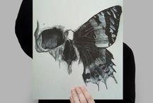 Ink / Tattos / designs