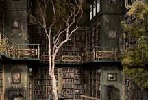 wonderful reading / books, reading, libraries, writers, authors