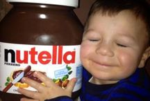 Because we LOVE NUTELLA!