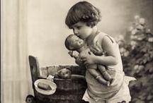 Vintage photo / vintage and old photos, autochromes, daguerreotypes
