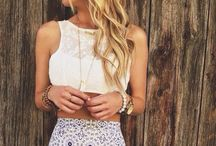 Fashion trends / From casual, to formal to evening wear
