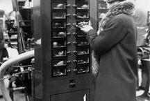 'o matic / vending machines