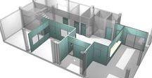 diseño mobiliario 3D / diseño propio