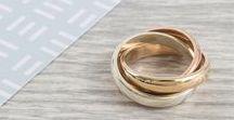 Rings by Auree