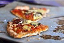 pizza / Klaudia Krupa,, foto, pizza made at home www.projektowoo.blox.pl