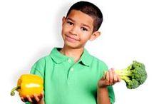 Kids Eating Veggies! / #KidsEatingVeggies